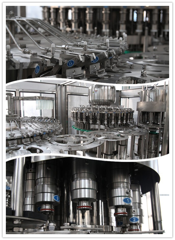 Tea drink Production Line/Beverage make equipment