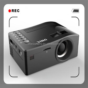 UNIC Cheap Pico Used Mini HD 1080P LED Projector with Battery Home Cinema Projectors