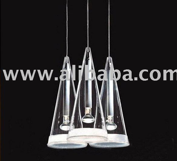Modern Design 3 Windbell Pendant Light Ceiling Lighting Fixture ...
