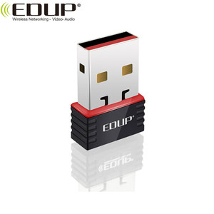 EDUP 150Mbps faster transmission mini wireless adapter USB wifi dongle