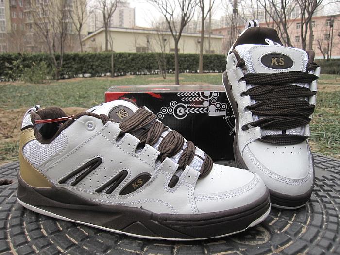 Ks скейтборд обувь хип-хоп хип-хоп контейнер серия обувь воловья кожа толстый хлеб влюблённые обувь