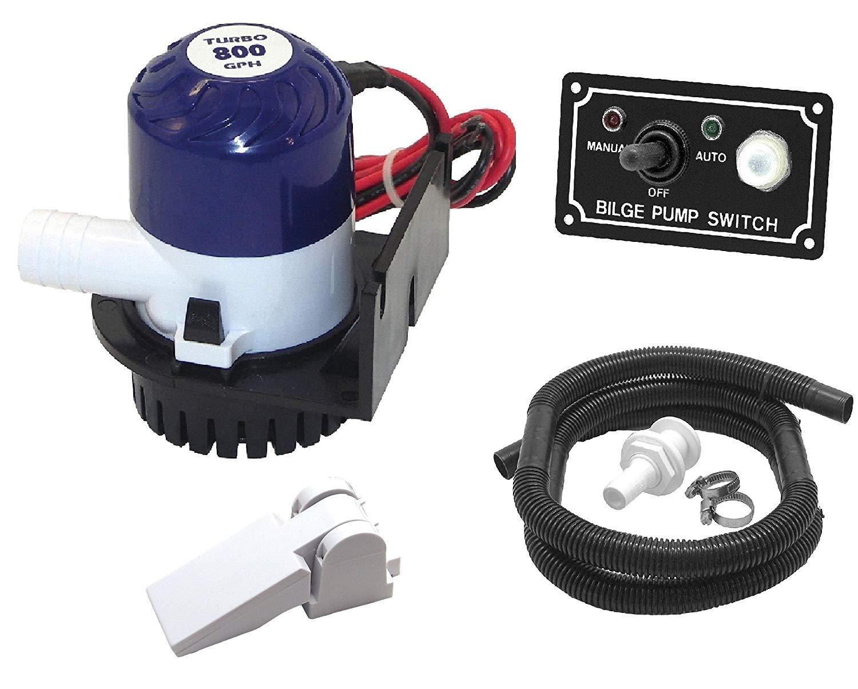 Buy Sline Marine Bilge Pump Switch 3-Way Panel in Cheap ... on