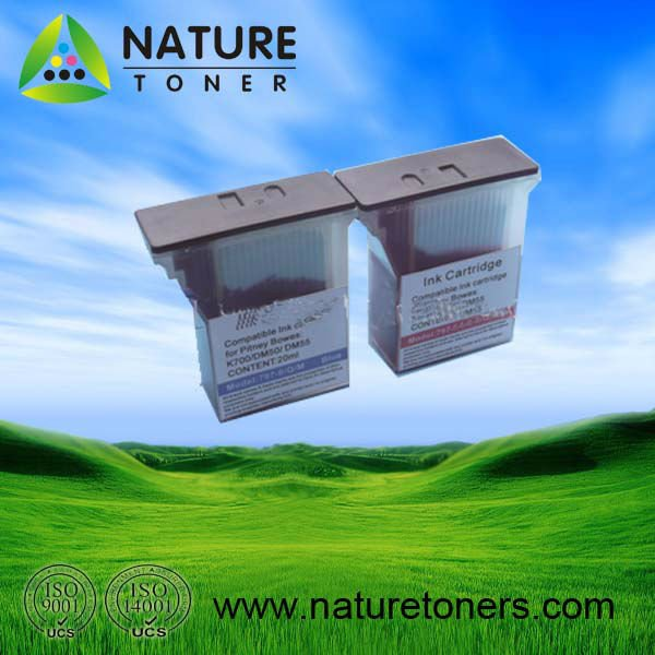 Compatible ink cartridge 797-0 for Pitney Bowes K700 DM50 DM55