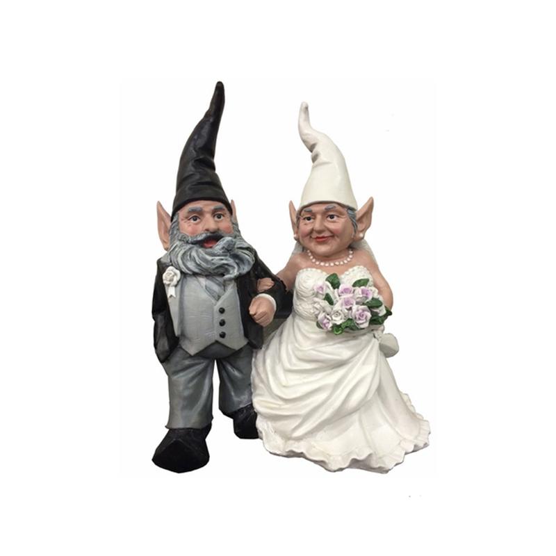 поздравление гномиков на свадьбе эру