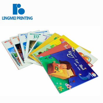 New design promotional OEM & ODM manufacture China supplier exercise school bok / children board hardcover book printing