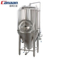 500L 1000L 2000L 20HL 3000L 5000L craft beer conical fermentation tank
