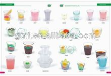 2013 hot sale popular chocolate dinnerware