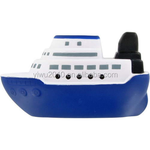promotional products,promotional Anti Stress Toys,Cruise Boat Stress Ball