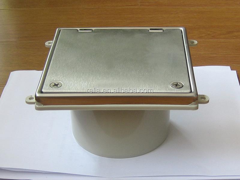 Badkamer Accessoires Rvs : Rvs afvoerput deksel badkamer accessoires buy vloer drain