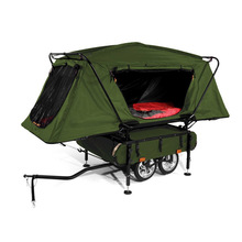 2015 New Mini Light Trailer for Camping Outdoor Trailer Frame