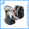 Dog Cat Pet Carrier / Mesh Pup Pack / Soft-sided Outdoor Travel Backpack for Pet