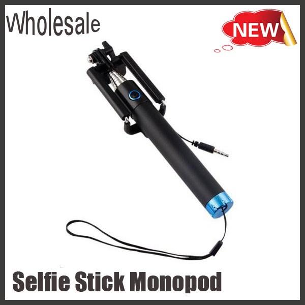 2016 wholesale promotional mini selfie stick cheapest monopod selfie stick with ce rohs oem logo. Black Bedroom Furniture Sets. Home Design Ideas