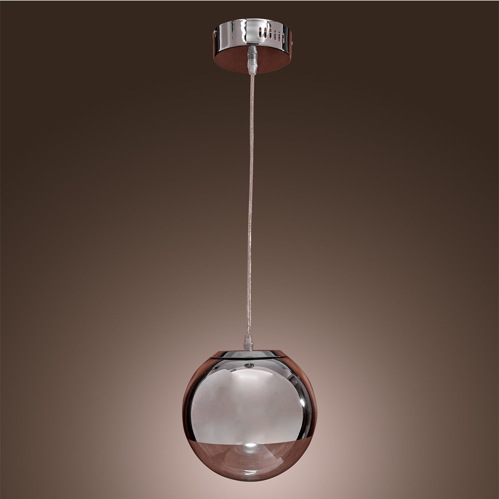 ball lamp kitchen modern decorative suspension pendant shade lighting globe lustre hanging light glass home product fixtures nordic lights