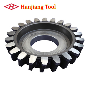 DISC TYPE STRAIGHT TOOTH GEAR SHAPER CUTTERS