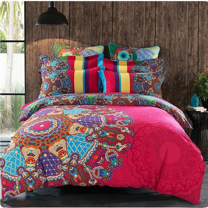 Online Get Cheap Boho Bedding Aliexpress Com Alibaba Group