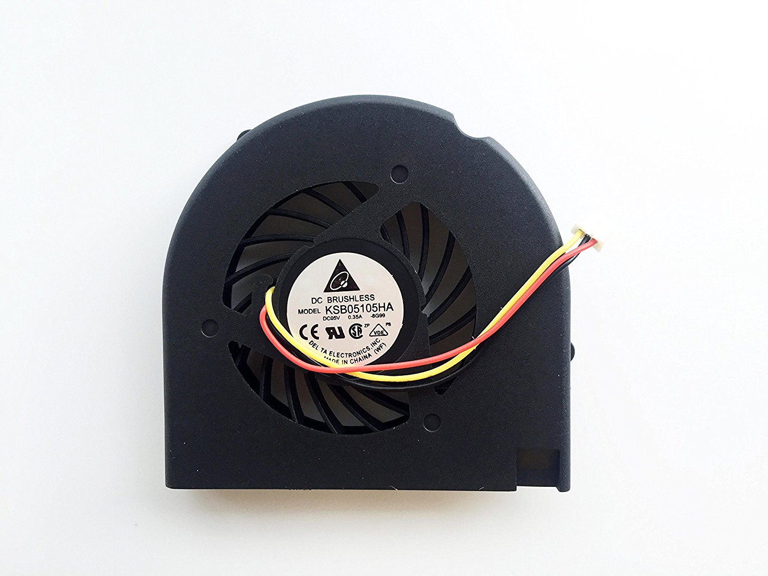 YDLan New CPU Cooling Cooler Fan For Hp Compaq CQ50 CQ60 G50 G60 (3 Screw Hole)