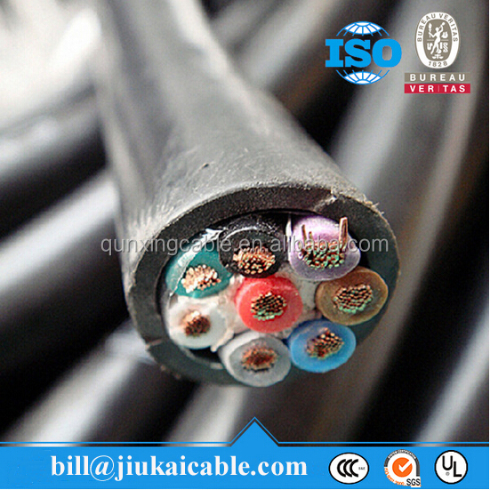 liycy paired electronic control cable with tinned copper braiding