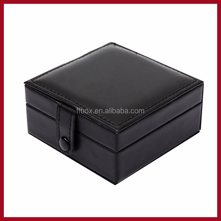 Leather watch display box for men MDF leather watch storage box leather pocket watch gift box & Leather Watch Display Box For Men Mdf Leather Watch Storage Box ...