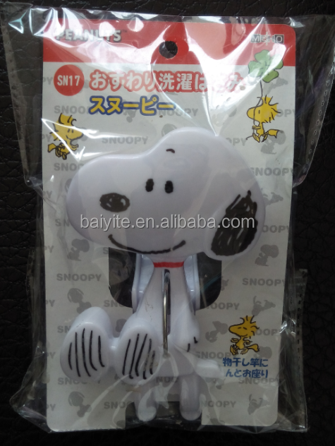 snoopy beach towel clips,beach towel clips