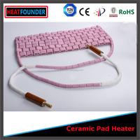 Ceramic heating element ceramic infrared heater 220V 10KW heating pad