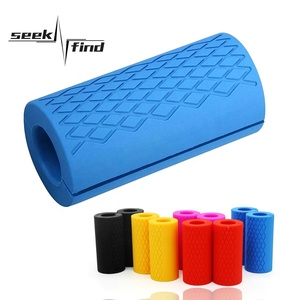 Fitness Barbell Grips Weightlifting Dumbbell Grips