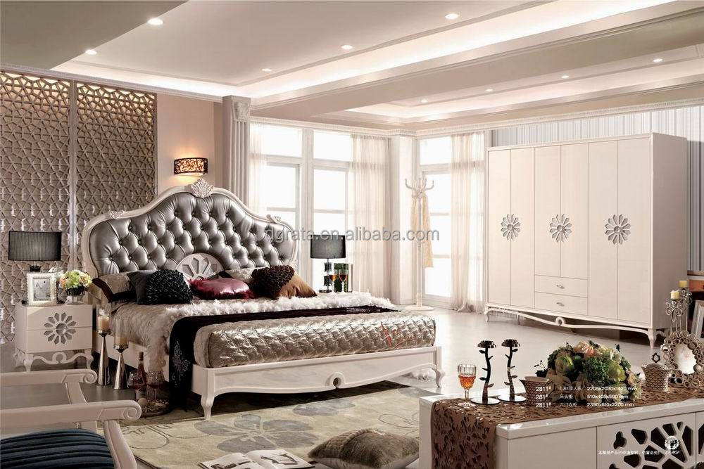 Bedroom Sets 2014 2014 modern deluxe design bedroom set is used solid wood and e1