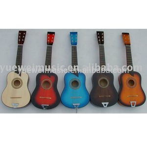 Chinese manufacturer guitar colorful children Guitar for sale