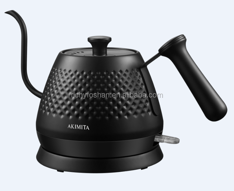 pink electric kettle for tea and coffee 220V