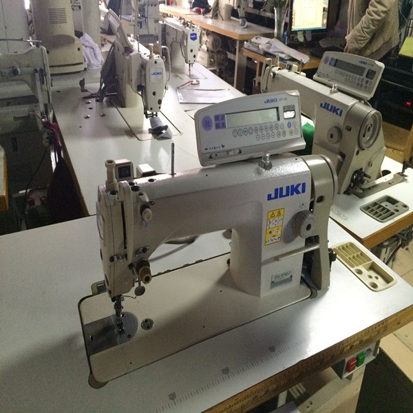 High Speed Automatically Adjustable Second Hand Juki 8700 ...