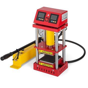 15 Tons Manual Hydraulic Rosin Heat Press Machine 12cmx12cm Factory Rosin  Press Hydraulic Heat Rosin Dab Press Machine - Buy Rosin Plates,Gum Rosin  Ww
