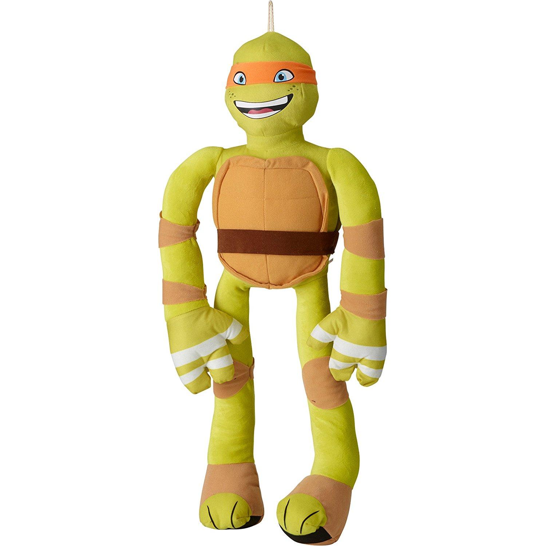 Paper Punk Teenage Mutant Ninja Turtle TMNT Raphael Pizza Build Your Own Paper Action Figure Toy Nickelodeon