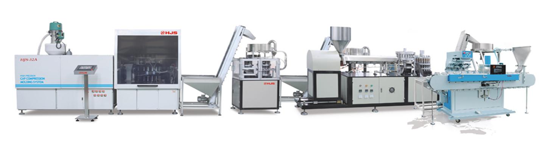 Cap de alta Qualidade da Máquina De Moldagem Por Compressão