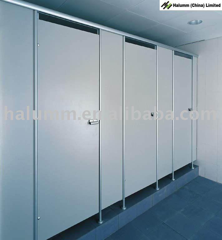 Phenolic Toilet PartitionsToilet Cubicles DoorToilet Cubicle - Phenolic bathroom partitions