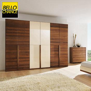 Diy Custom Made Garderobe Wohnzimmer Holz Einfache Kleidung Schrank ...