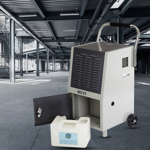 Commercial Dehumidifier Price Equipped with Hand Push Rod