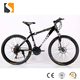 Full Suspension Mountain Bike Aluminum Frame 21-Speed 26-inch Bicycle