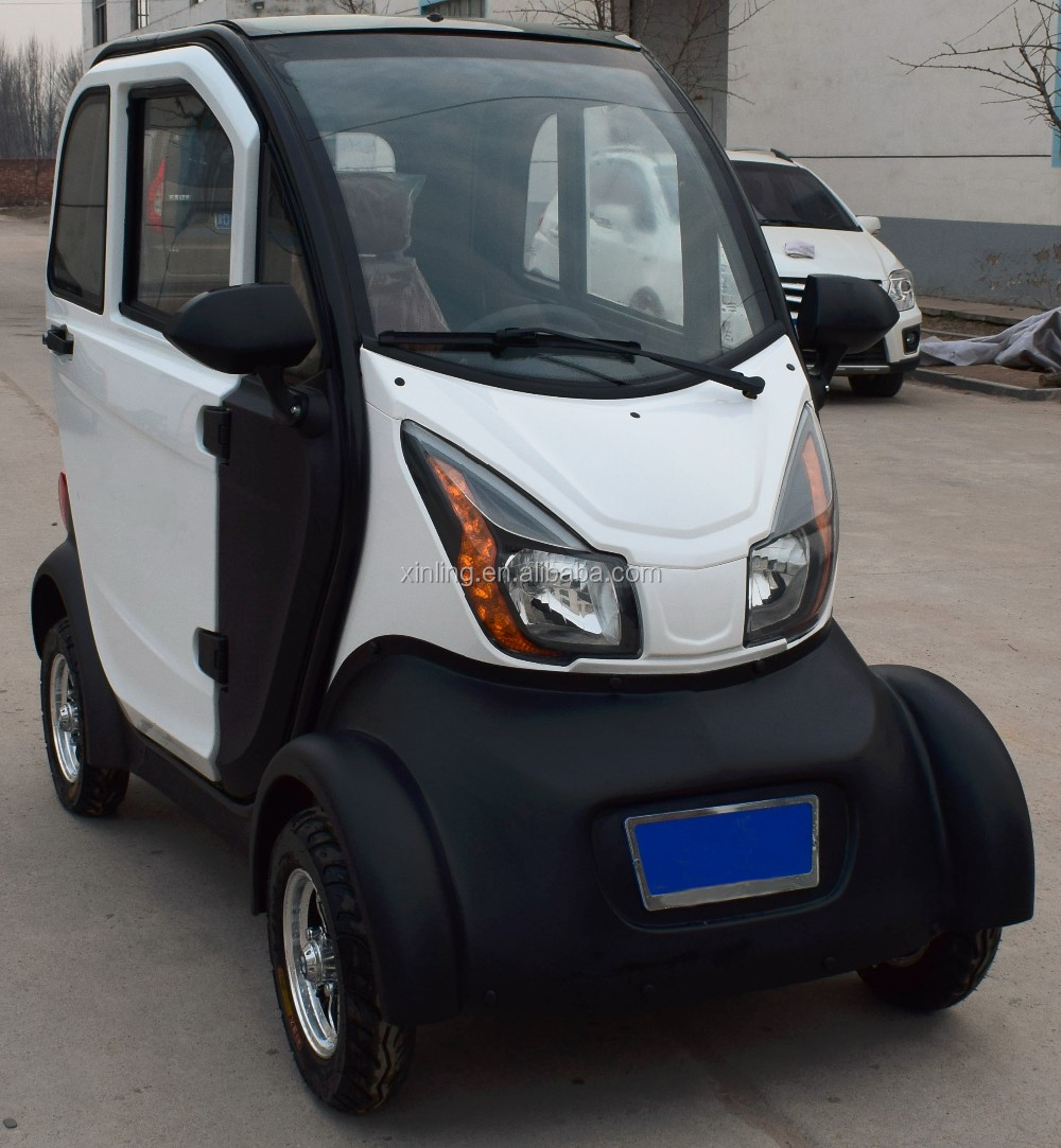 2017 Nieuwe Model Elektrische 4 Wiel Scooter Mini Elektrische Auto Nieuwe Stijl Elektrische Scootmobiel Uitschakelen Scooter E Auto Buy Vierwiel