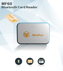 Bluetooth Smart Card IC Chip Magnetic NFC Card Reader with SDK USB