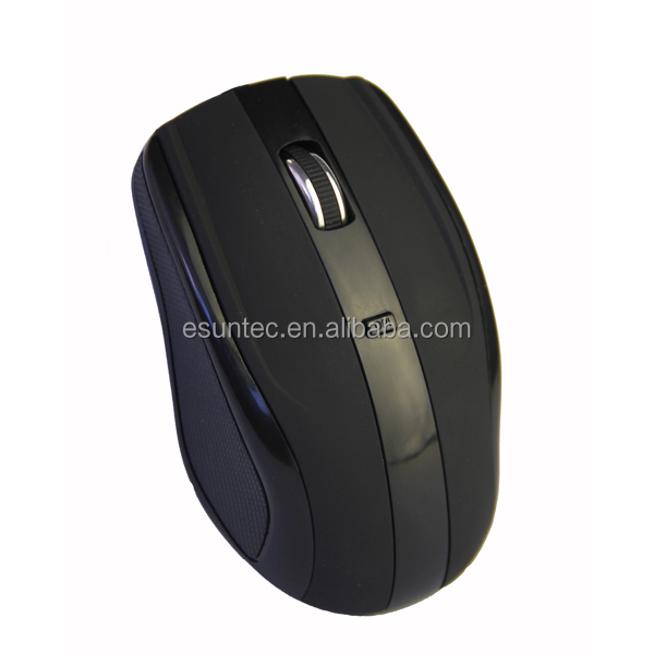 wireless new style cheaper 2.4ghz wireless mouse , MW-023