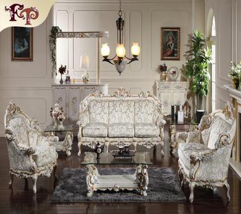 French Provincial Furniture  High End Classic Furniture Sofa Set