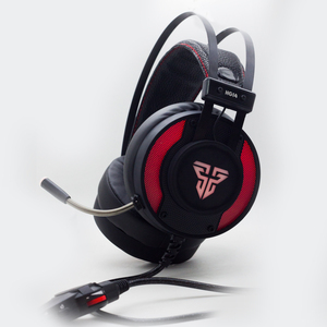 Fantech HG14 gaming headset with brand logo USB headphone plug china wholesale