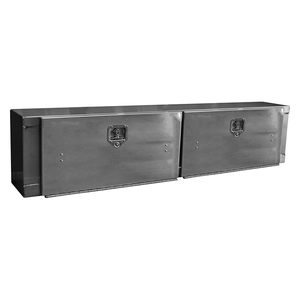 Waterproof High Side Aluminum Pickup Truck Tool Box