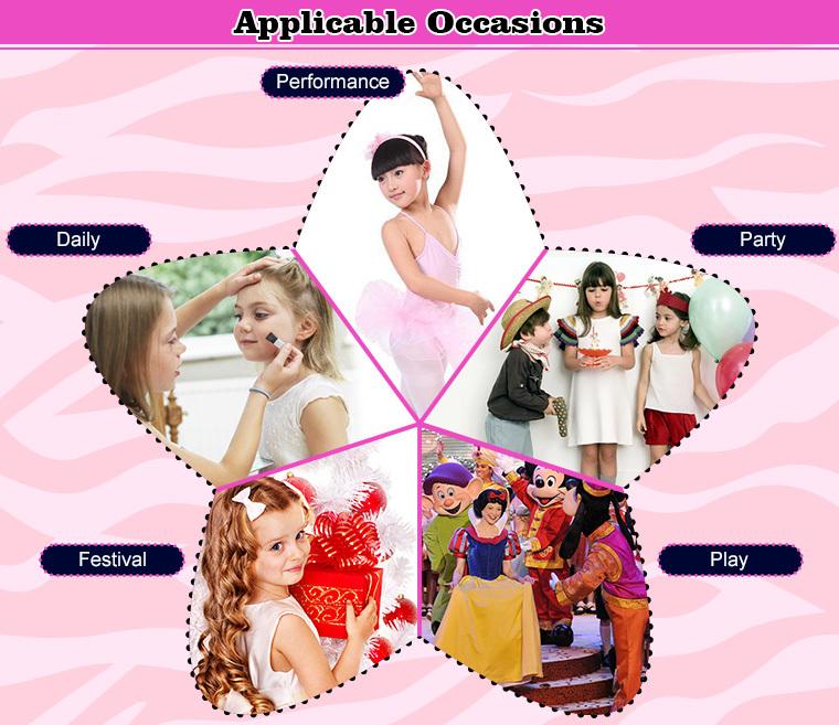 Самые популярные подростки современные нетоксичные девушки Косметика подарок private label дети реальный макияж набор