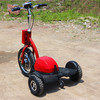 green energy brushless motorcycle three wheel electric tricycle