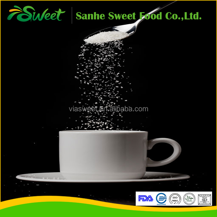 Good Taste Natural Sweetener Erythritol For Food Flavors & Concentrates