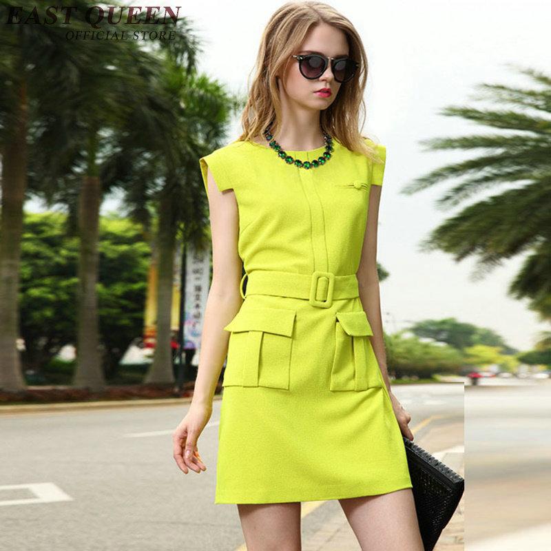 gelbe kleider damen stilvolle kleider in dieser saison. Black Bedroom Furniture Sets. Home Design Ideas