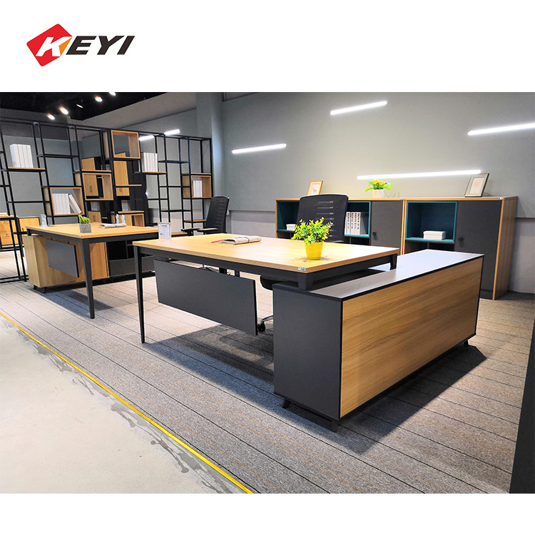 Factory Spot Goods High End Modern Office Furniture Table Design / Home Office Desk