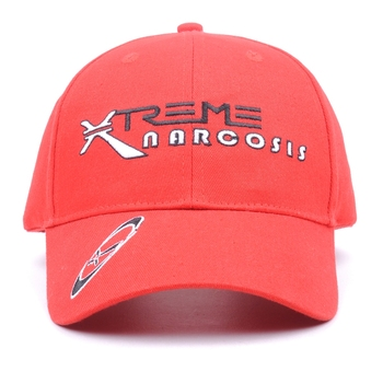 Cotton twill puff embroidered custom baseball cap factory