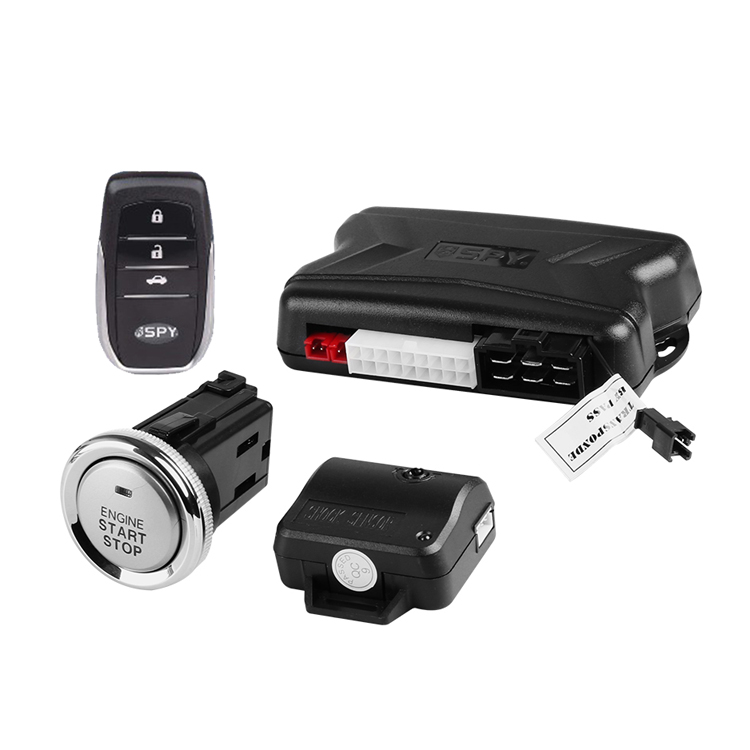 Simple Giordon Car Alarm System Pke Keyless Entry Remote