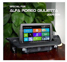 High quality Car multimedia gps for Alfa Romeo Giulietta Support original full functions and Menu